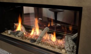 24 Awesome 2 Sided Gas Fireplace