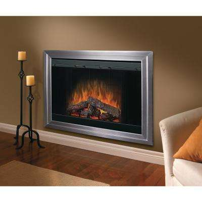 dimplex electric fireplace inserts bf45dxp 64 400 pressed