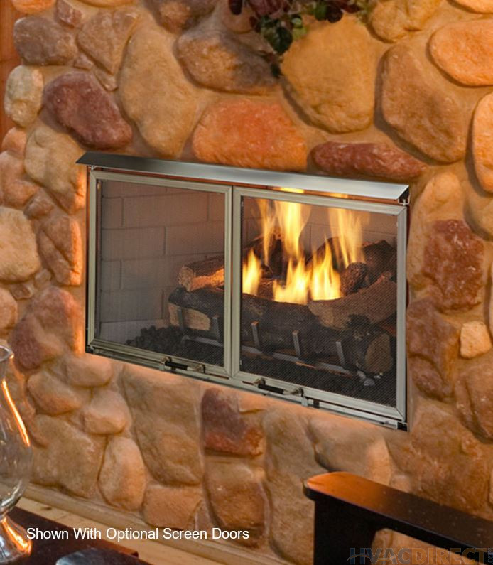 36 Inch Gas Fireplace Insert Elegant Majestic 36 Inch Outdoor Gas Fireplace Villa