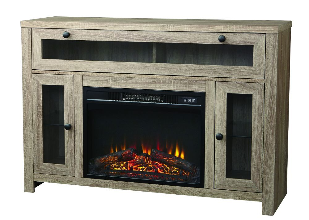 48 Inch Electric Fireplace New Laurelcrest 48 Inch Paper Laminate Media Fireplace Console