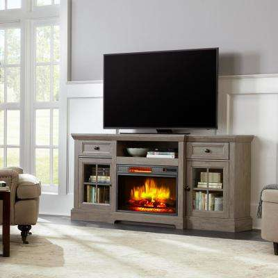 antique gray home decorators collection fireplace tv stands 64 400 pressed