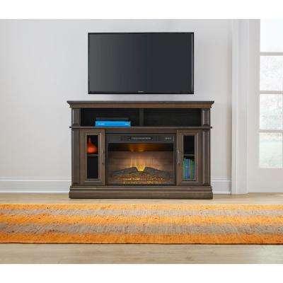beige brown oak stylewell fireplace tv stands wsfp48hd 38 64 400 pressed