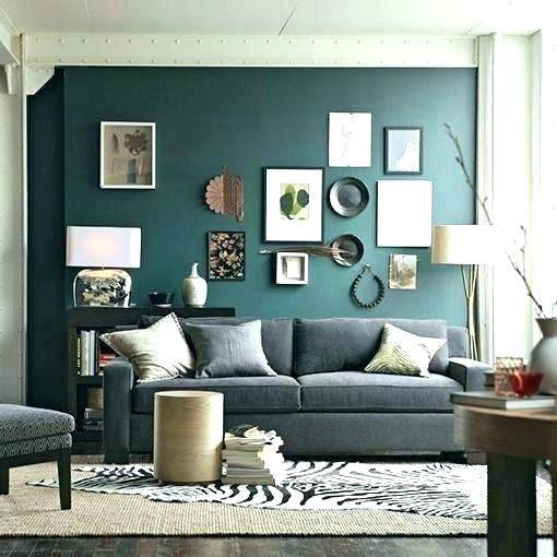 gray accent wall living room blue color for grey dark ideas colors light gorgeous dining furniture large