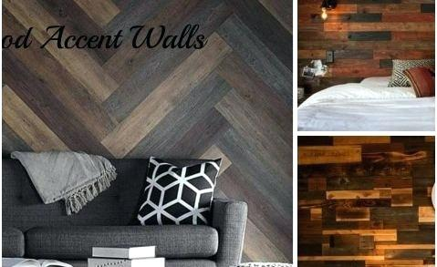 wood accent wall ideas reclaimed tiles a lovely wooden fresh pallet for bedroom design