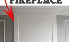 25 Lovely Adding A Fireplace