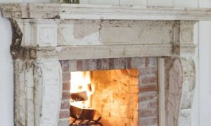 27 Beautiful Antique Fireplace Mantels