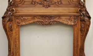 28 New Antique Wooden Fireplace Mantel