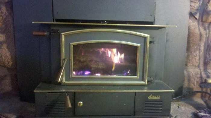 ashley fireplace insert