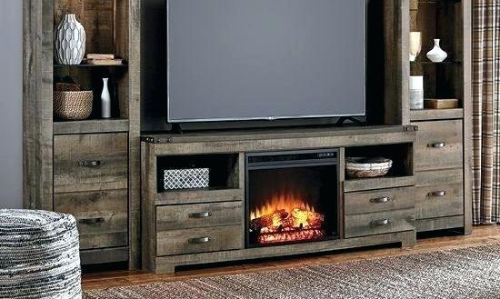 corner electric fireplace tv stand ashley furniture beautiful living room the stands firepla