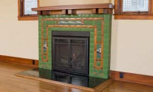 22 Beautiful Batchelder Fireplace