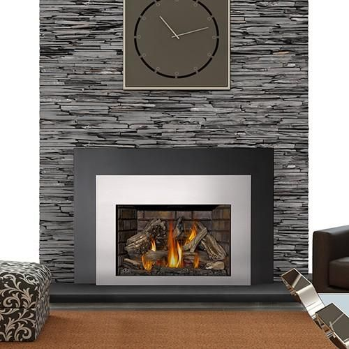 Bay area Fireplace Unique Xir4 Gas Inserts