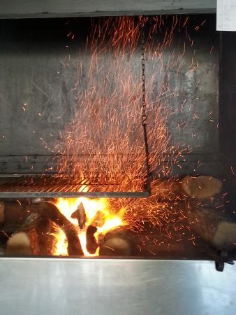 Bellevue Fireplace New El Tabal Restaurante Playa De Muro Restaurant Bewertungen