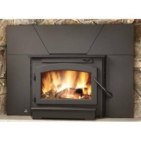 best wood fireplace insert