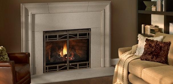 novus nxt gas fireplace