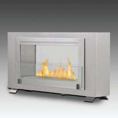 stainless steel ethanol fireplaces ws ss 64 400 pressed