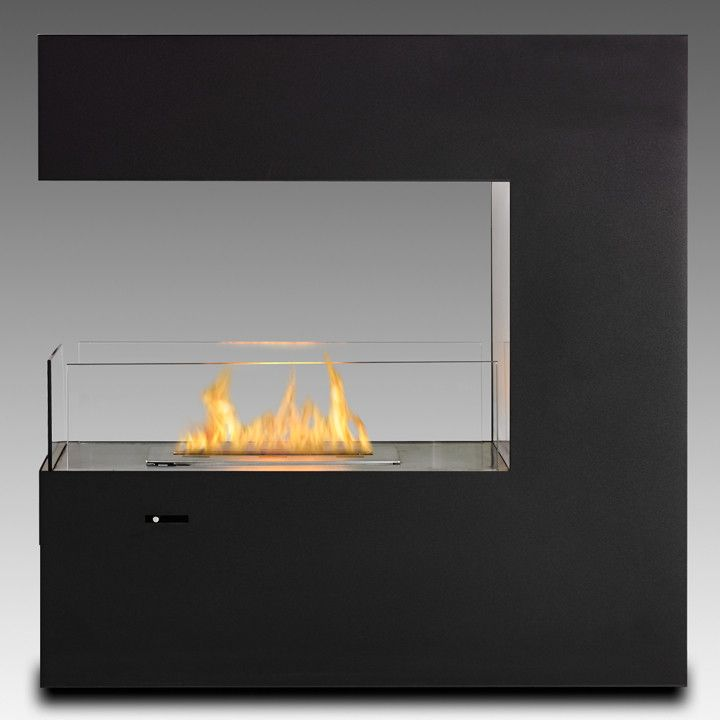 Biofuel Fireplace Best Of Eco Feu Paramount 3 Sided Free Standing Built In Ethanol
