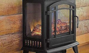 22 Luxury Black Fireplace Doors