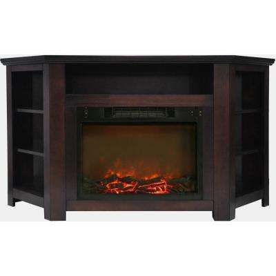 mahogany cambridge corner electric fireplaces cam5630 1mah 64 400 pressed