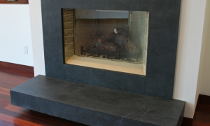 28 New Black Stone Fireplace