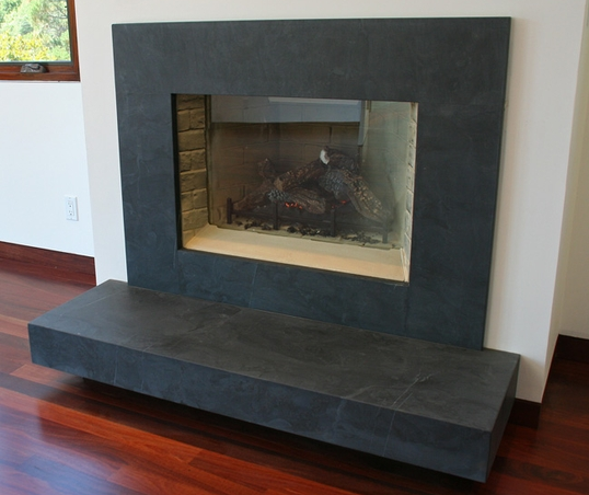 Black Stone Fireplace Luxury How to Clean Slate Cleaning