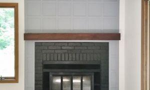 30 Unique Black Tile Fireplace