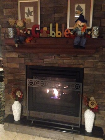 Buffalo Fireplace Beautiful Fireplace Wel Ing when You Arrive Picture Of Staybridge