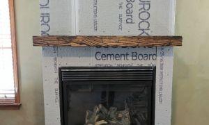 28 Unique Build Fireplace Mantel