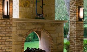 20 Unique Building A Stone Fireplace