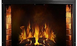 23 Elegant Built In Fireplace Screen
