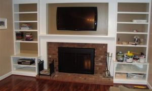 23 Unique Built Ins Around Fireplace Cost