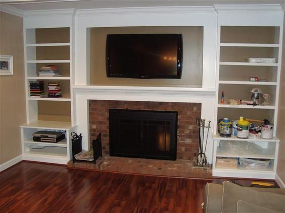 Built Ins Around Fireplace Cost Best Of How to Build Built In Bookshelves Around Fireplace