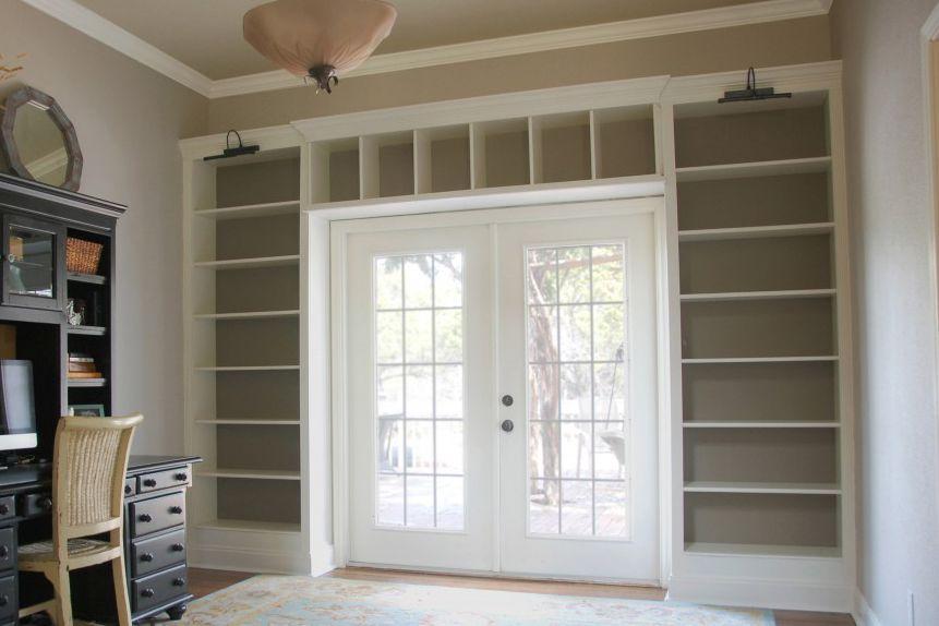 Billy bookcase ikea hack french doors via smallspaces about 56ead0de3df78cb4b97bbe50
