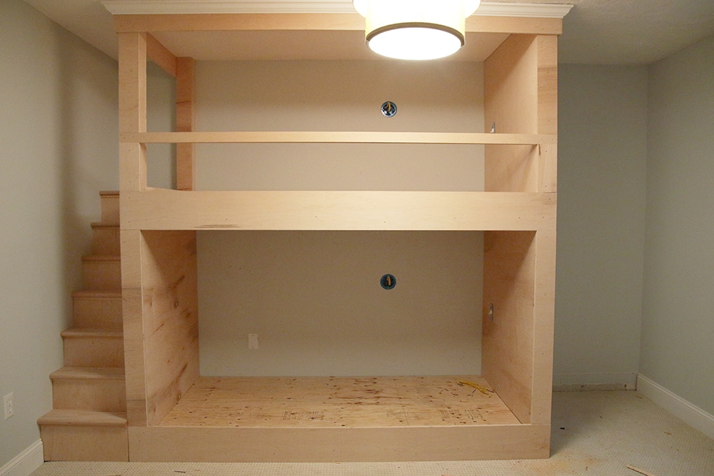 clj built in bunkbeds 9