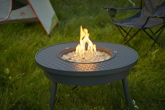 renegade portable gas fire pit table 2