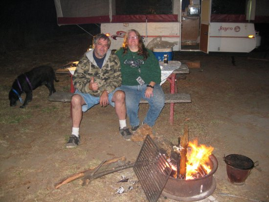 Camping Fireplace Beautiful Camp Fire Picture Of Olema Campground Olema Tripadvisor