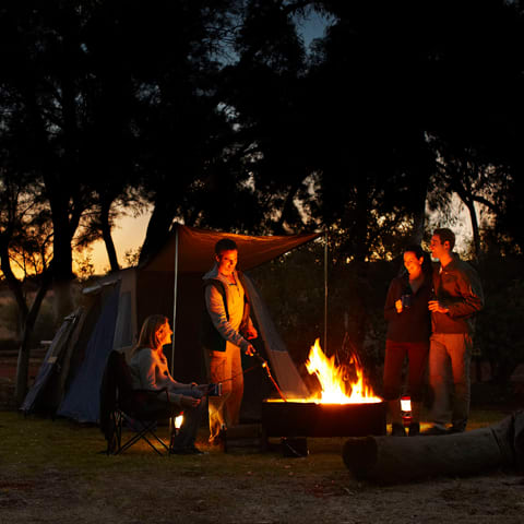 Camping Fireplace Luxury Ayers Rock Campground Official Website