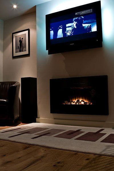 Can You Mount A Tv Above A Fireplace New is It Safe to Mount Your Tv Over the Fireplace