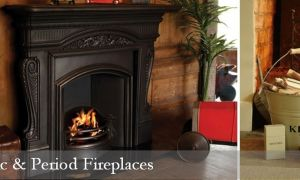 22 Luxury Cast Fireplace