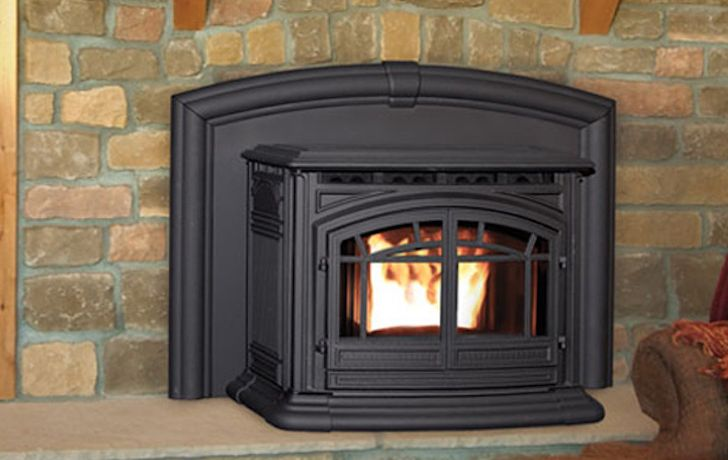 Cast Iron Fireplace Insert New Enviro M55 Cast Iron Pellet Fireplace Insert – Inseason
