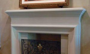 25 Unique Cast Stone Fireplace Mantle