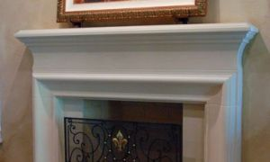 29 New Cast Stone Fireplace