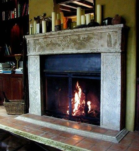 Cast Stone Fireplace Surrounds New ornate Gray Fireplace Surrounds Monterey Bay Cast Stone