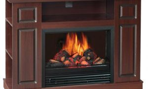 26 Elegant Cherry Electric Fireplace