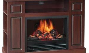 26 Elegant Cherry Electric Fireplace