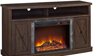 26 New Cherry Wood Fireplace Tv Stand