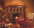Christmas Fireplace Music Elegant someone is Missing at Christmas by Anne Cochran