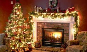 26 Best Of Christmas Fireplace Music