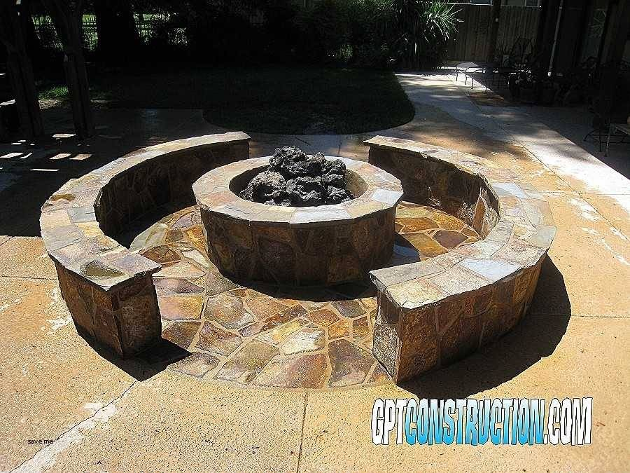 round outdoor fireplace elegant natural gas fire pits outdoor firepit of round outdoor fireplace