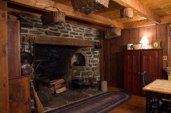 Colonial Fireplace Beautiful This Fireplace Dates before 1750 because Of the Placement Of