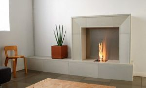 18 New Contemporary Fireplace Designs